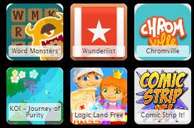 Apps Android Infantil y primaria