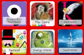 Apps Ios Infantil y primaria